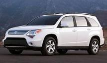2007 Suzuki XL7 (631)