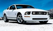 2007 Ford Mustang GT Convertible Premium (638)