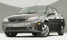2005 Ford Focus Sedan ZX5 SES 5-Passenger (560)