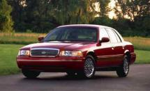 1998 Ford Crown Victoria LX 4-Door Sedan (210)