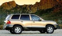 2003 Hyundai Santa Fe GLS (466)