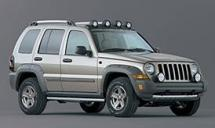 2006 Jeep Liberty Limited 4X4 CRD (599)