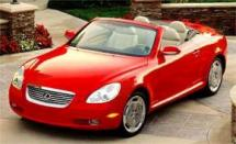 2002 Lexus SC 430 Sport (Coupe?) (364)