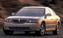 2001 Lincoln LS 4-door (337)