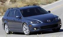 2006 Mazda 6 S Grand Sport Wagon (584)