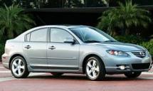 2005 Mazda 3 Sedan 4-door (567)