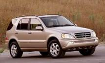 2003 Mercedes Benz ML500 (453)