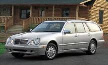 2001 Mercedes Benz E320 Wagon (344)