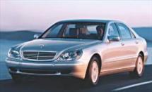 2000 MERCEDES S500 (260)