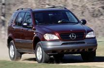 1998 Mercedes-Benz ML320 (195)
