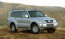2003 Mitsubishi Montero 20th Anniversary (457)