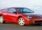 2002 Mitsubishi Eclipse GT Convertible