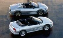 2001 Mitsubishi Eclipse GT 2-Door Convertible