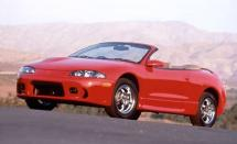 Mitsubishi Eclipse Spyder GS-T Convertible (213)