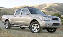 2003 Nissan Frontier 4WD SC V6 Supercharged Pickup (441)