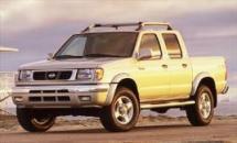 2000 Nissan Frontier Crew Cab SE 4X4 (293)