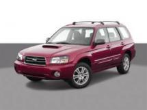 2005 Subaru Forester 2.5 XT AWD (515)