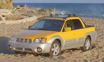 2003 Subaru Baja AWD (442)