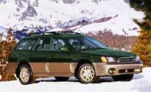 2001 Subaru Outback L.L. Bean Edition (335)