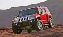 2007 Hummer H3X (622)