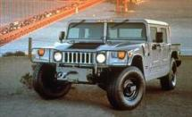 2000 Hummer 4-passenger Open Top (323)