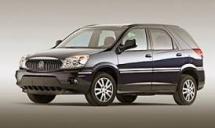 2004 Buick Rendezvous (498)