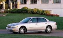 2003 Buick LeSabre Limited Sedan (414)