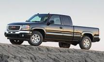 2006 GMC Sierra Extended Cab (589)