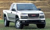 2004 GMC Canyon Z85 SLE 4WD Extended Cab (501)