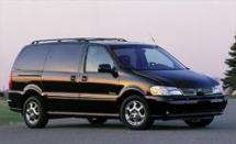2001 Oldsmobile Silhouette Premiere Edition (328)