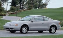 1999 Oldsmobile Alero GL Coupe (256)