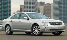2005 Cadillac STS Luxury Sedan (521)