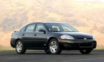 2006 Chevrolet Impala LTZ 4-door Sedan (573)