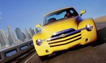 2005 Chevrolet SSR Super Sport Roadster (537)