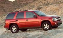 2005 Chevrolet TrailBlazer EXT 4WD (525)