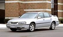 2003 Chevrolet Impala LS Sedan (450)
