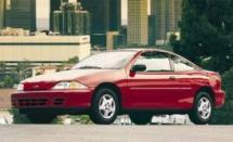 2001 Chevrolet Cavalier 2-door Z24 (326)