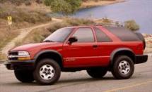2000 Chevrolet Blazer LT 4WD, 4DR (288)