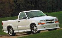 1999 Chevrolet S-10 Xtreme Pick up (246)