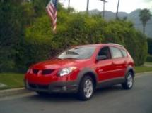 2003 Pontiac Vibe GT (404)