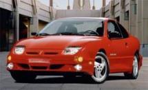 2000 Pontiac Sunfire GT Convertible (287)