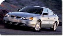 1998 Pontiac Grand Am SE2 Sedan (198)