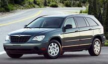 2007 Chrysler Pacifica Touring FWD (641)