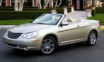 2008 Chrysler Sebring Convertible (658)