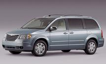 2008 Chrysler Town & Country 2 WD (672)