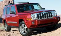 2007 Jeep Commander Limited 4X4 (675)