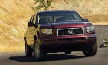 2008 Honda Ridgeline 4-Door (678)