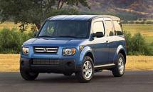2008 Honda Element 5-Door 2WD SC (682)
