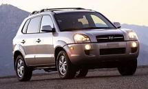 2008 Hyundai Tucson SE 4-WD (714)