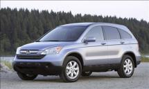 2009 Honda CR-V 5-Door 4-Wheel Drive EX-L Navi (733)